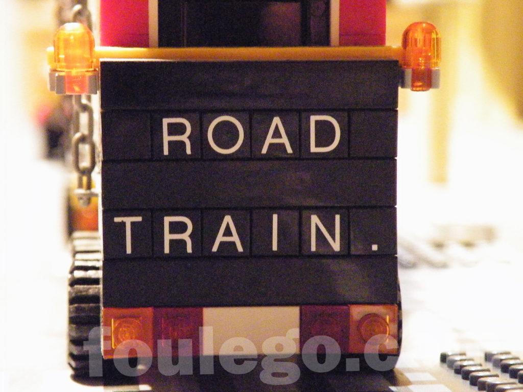 ROAD TRAIN 14