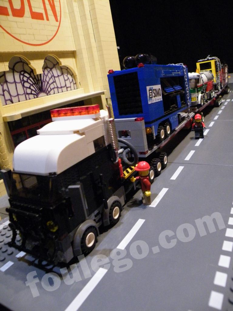 ROAD TRAIN 7