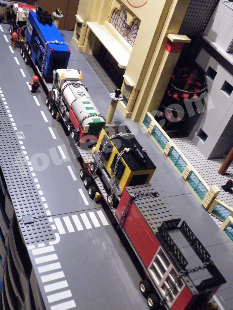 ROAD TRAIN 8